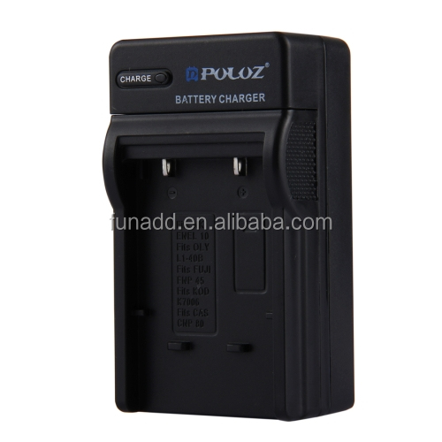 Fast US Plug Camera Battery Charger for Olympus LI-40B