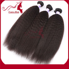 Carina Hair Products Hot Selling Products On Sale Wholesale Top Quality Kinky Straight Super Line Hair Weave