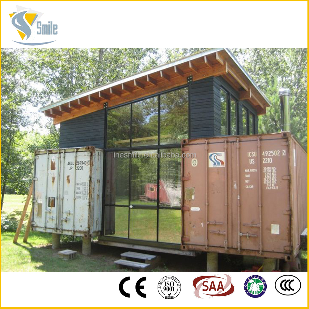 Cost-Effective Eco Friendly Prefabricated House Prefab Unique Modular Homes