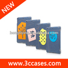 2013 Hot selling jean leather case for ipad air