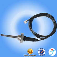 2016 Specially Offered 3Wire Black Silicone Cable RJ11 6P4C Untrasonic Sensor Distance