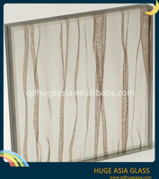Superior Quality and Best Price of Fabric Laminated Glass , Laminated Glass