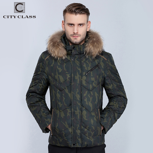 Fashion Camouflage Eco-down Winter Jackets Coats High Quality Casual Men Down Coat With Hood Camo Jacket