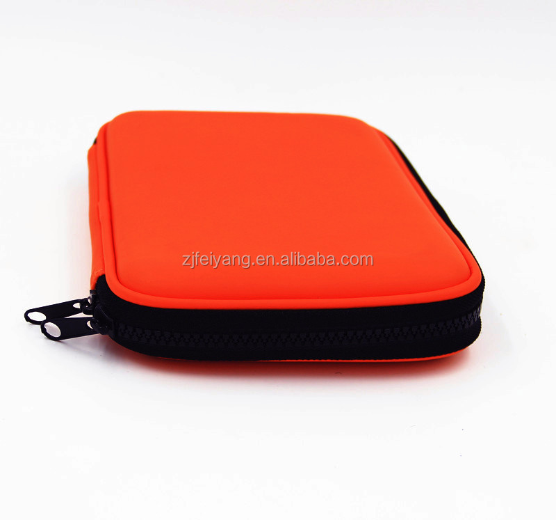 Factory OEM fashion different design large capacity EVA PU pencil case/box/pouch