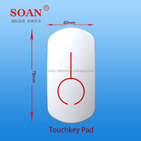 GSM SOS Emergency Calling System Bluetooth Panic Button