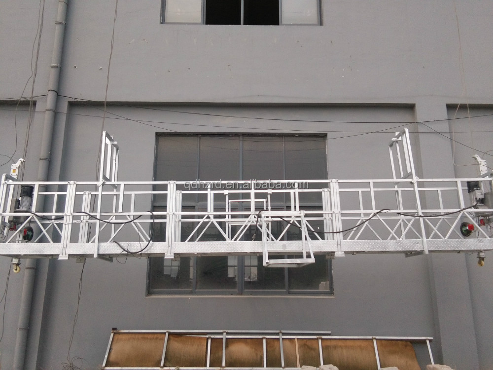 factory price suspended platform for construction