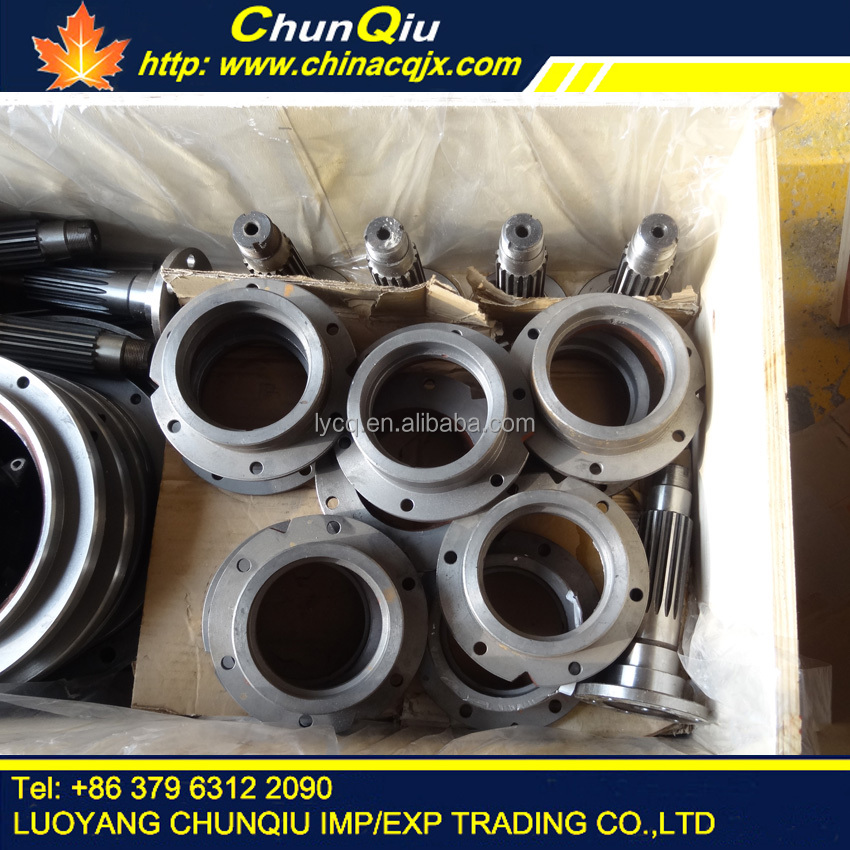 YTO tractor spare part X1204 tractor differential mechanism shell left bearing seat 4993579/1.32.004 for sale