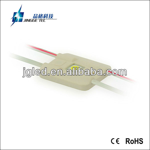 Easy install double sided tape/M3 screw fixing led module for signage, channel letter, lightbox