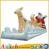 New style inflatable christmas reindeer,christmas decorations
