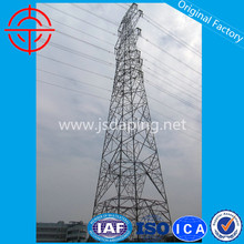 galvanized electric tower parts