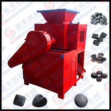 Customized mould coal powder making machine charcoal press briquette machine