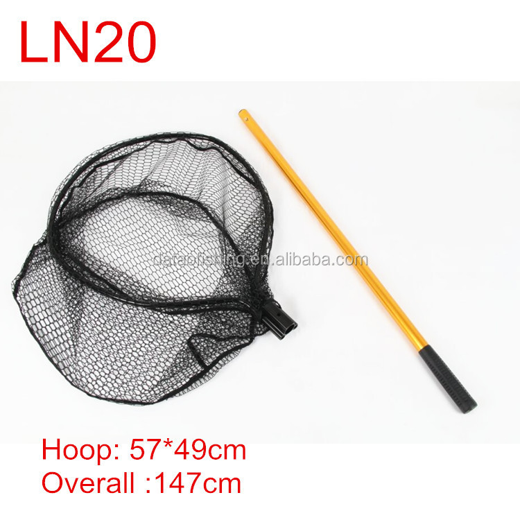 Australia USA Strong folding handle landing fishing net