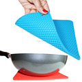 custom size and shape silicone pot holder/coaster