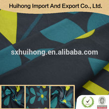 china supplier factory direct sale polyester microfiber bingo print fabric for bedding