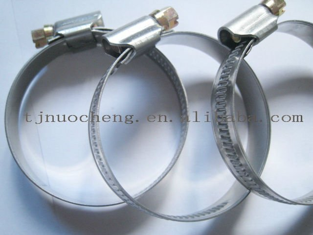 German Type Hose Clamp&Pipe Fitting-4