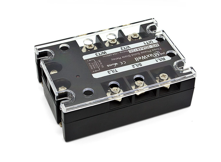 MS-3DA48100 100 amp solid state relay