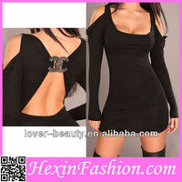 Cheap Hot Sale Women Elegant Sexy Dress Club Wear