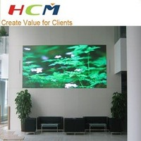 indoor outdoor led display pannel Rental hanging led display car display led sign
