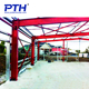 China Supplier prefabricated dome house/shed in New Zealand