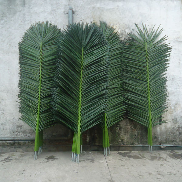 Palm Fronds, Artificial Palm Leaves