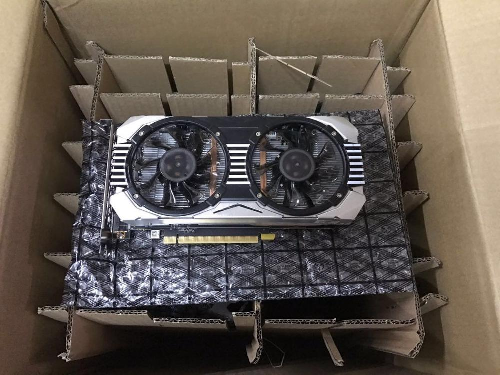 OEM NVIDIA GeForce GTX 1080 8GB GDDR5 PCI Graphics Video Card for Cryptocurrency Mining Farm