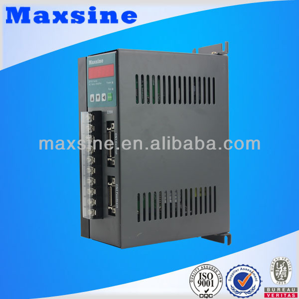 PM servo motor and driver for drilling machine