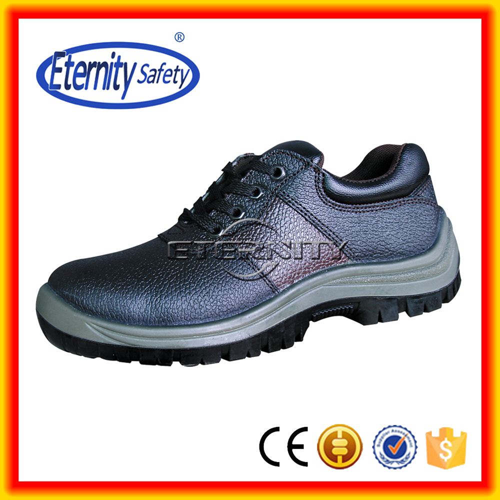 Good supplier safety shoes with steel toe cap