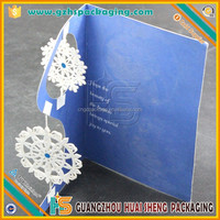 2015 new design laser cutting 3d greeting card with birthday cake