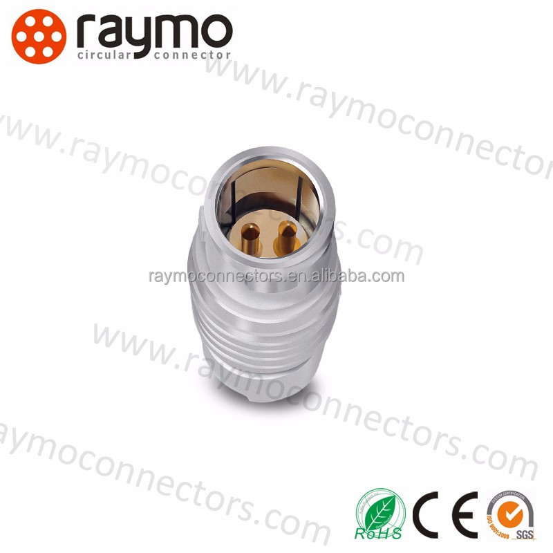 compatible Connectors 1B 5 pin plug push pull connectors electronic connector