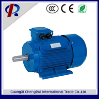 high quality 1.5kw 2hp three phase electromotor for washer machine Y2-90S-2