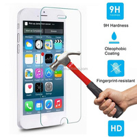 New products 0.26mm 9H tempered glass screen protector for iphone 4 4s
