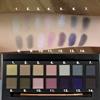 Popular Hot Selling High Quality Pigment Makeup Eyeshadow palette