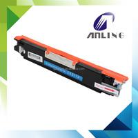 CE311A Compatible Cyan Toner Cartridge for HP LaserJet 100/CP1025/M275 COLOR/for CANON LBP 7010/7018