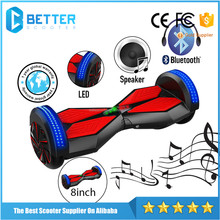 Factory supply 2 wheels self balancing scooter smart balance wheel electric skateboard