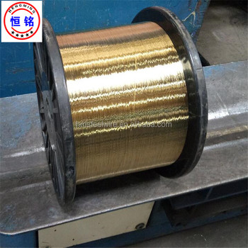 Best Selling Brass Coated Steel Wire for Rubber Hose Reinforcement