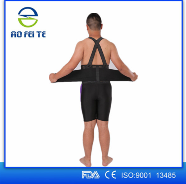 2015 Hot products Magnetic Back Support/ Lumbar Waist Support/ Tourmaline Self Heat Belt