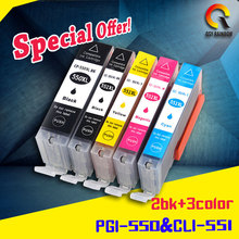 Wholesales compatible printer refill ink cartridge for Canon