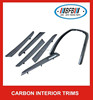 100% REAL CARBON FIBER INTERIOR TRIMS KIT FOR AUDI Q5 QUATTRO LOGO 2012