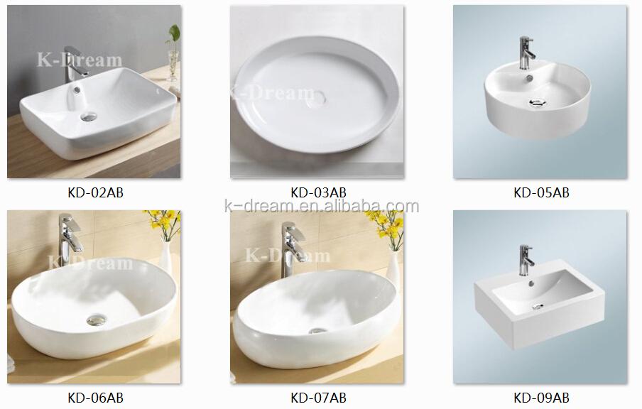 Table Top Wash Basin Toilet Basin Combination Kd 12ab