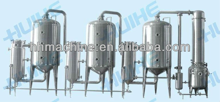 The Stainless Steel vacuum degasifier Vacuum tank off for dairy products