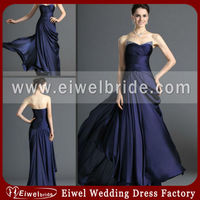 strapless floor length navy blue elestic satin sexy mother of the bride dresses free photos