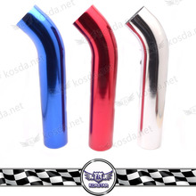 Blue Red Silver 3'' Auto Parts Aluminium Air Intake Pipe