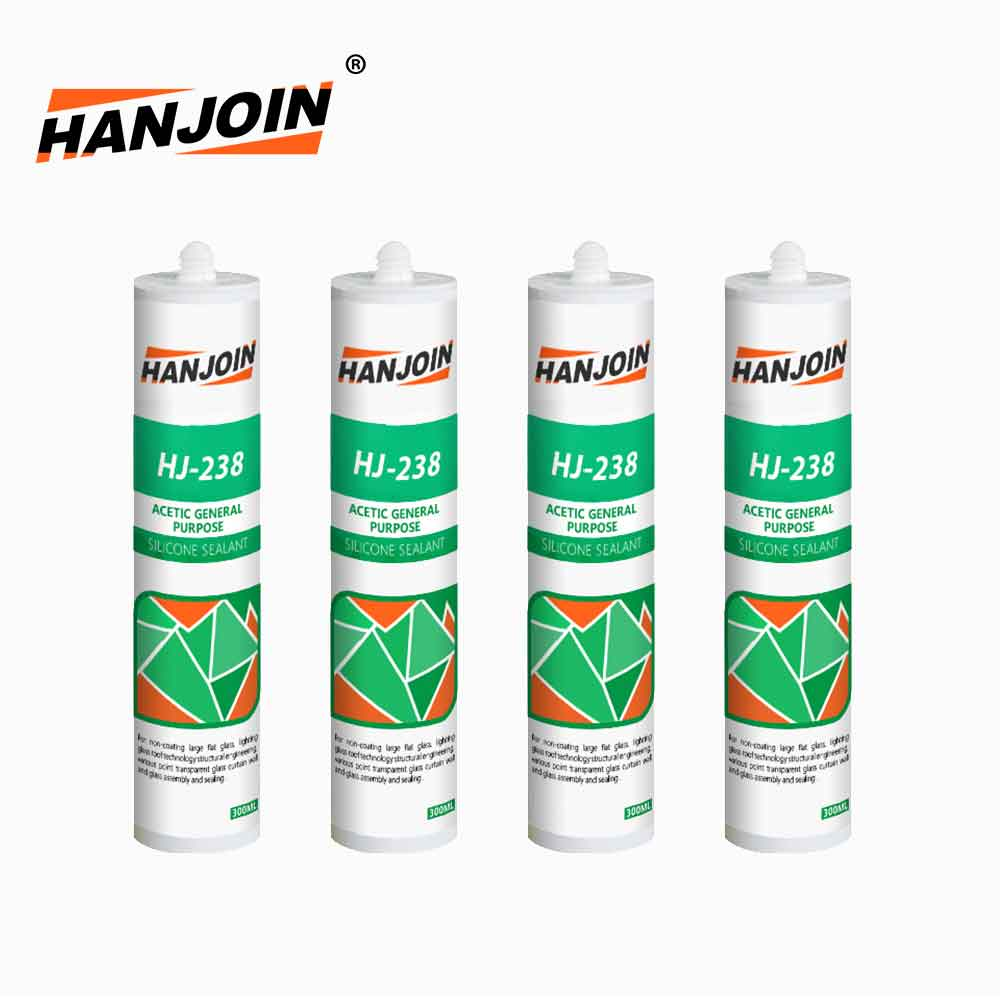 G.P. Silicone Sealant Suitable for Most Common Building