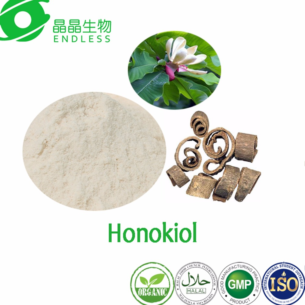 Natural Plant Extract Whitening Pale Spots Organic Magnolia Bark Extract Powder