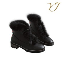 2017 China Wholesale italian shoe brands cute cheap womens winter boots
