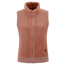 2018 Super Soft Women Windproof Polayester Polar Fleece Vest Jacket