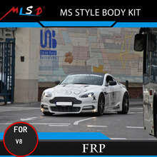 Auto Car Bumper High Quality FRP Material MS Style Body Kits for Aston Martin V8
