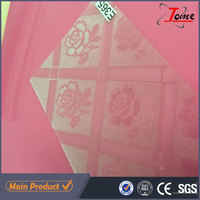 ( Manufacturer and Supplier ) 3D transparent and frosted decorative window film