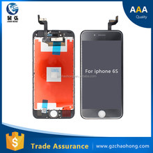 Tianma grade AAA phone LCD touch screen i6s digitizer replacement Mobile phone for 6s lcd assembly
