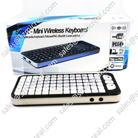 Mini Wireless 2.4ghz Air Mouse Compact Keyboard For Smart TV